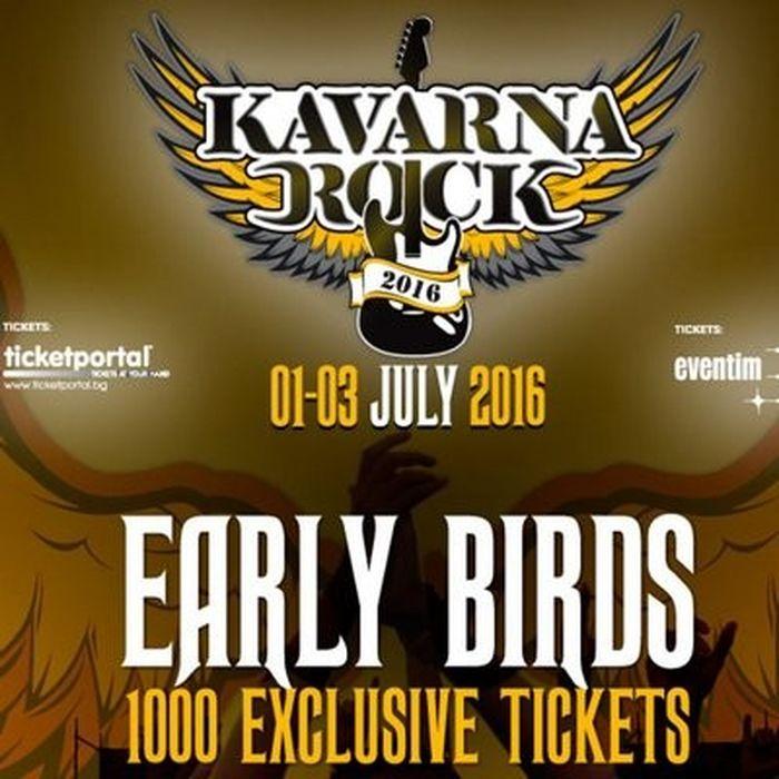 KAVARNA ROCK 2016
