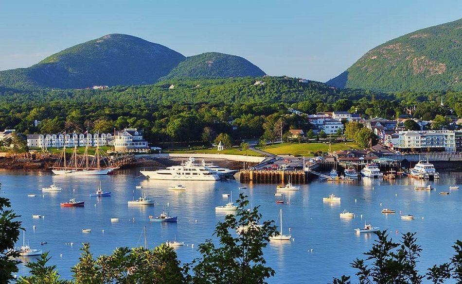 Harborside Hotel and Marina