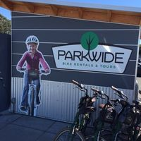 Parkwide Bike Rentals and Tours