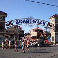 The Boardwalk Island Grill and Bar