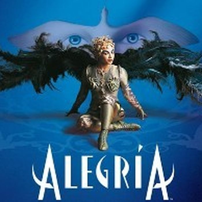 Cirque du Soleil - Alegria 2013
