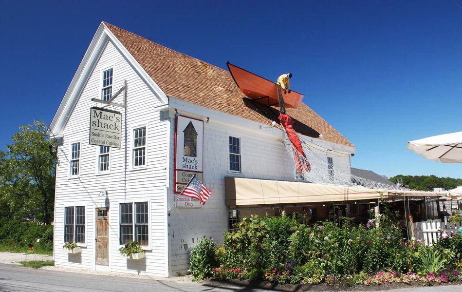 Mac's Fish House