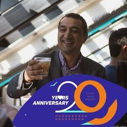 Честит 20-ти рожден ден, Ориндж!