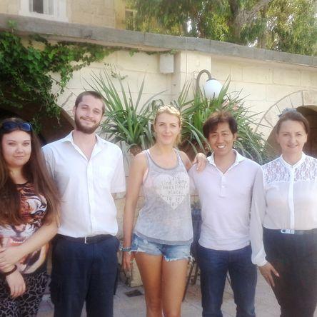 За обучението и бита в Малта