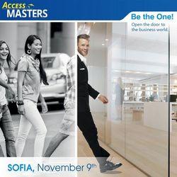 AccessMasters се завръща в България тази есен