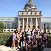 German Junior & Teen Residence Course in Munich