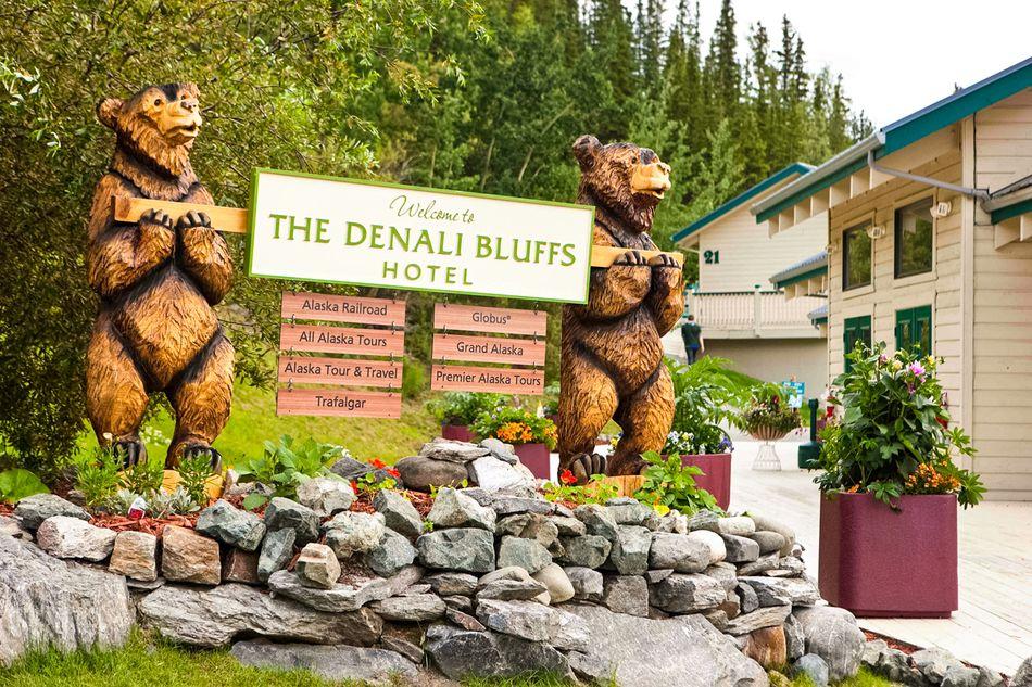 Denali Bluffs Hotel