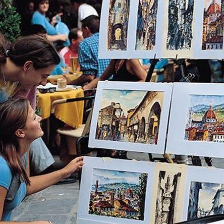 Впечатленията на Елена за Scuola Leonardo da Vinci - Флоренция