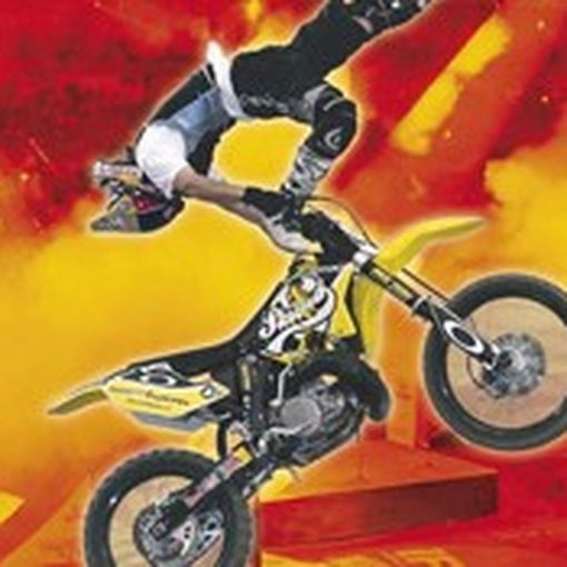 Night of the Jumps - freestyle motocross