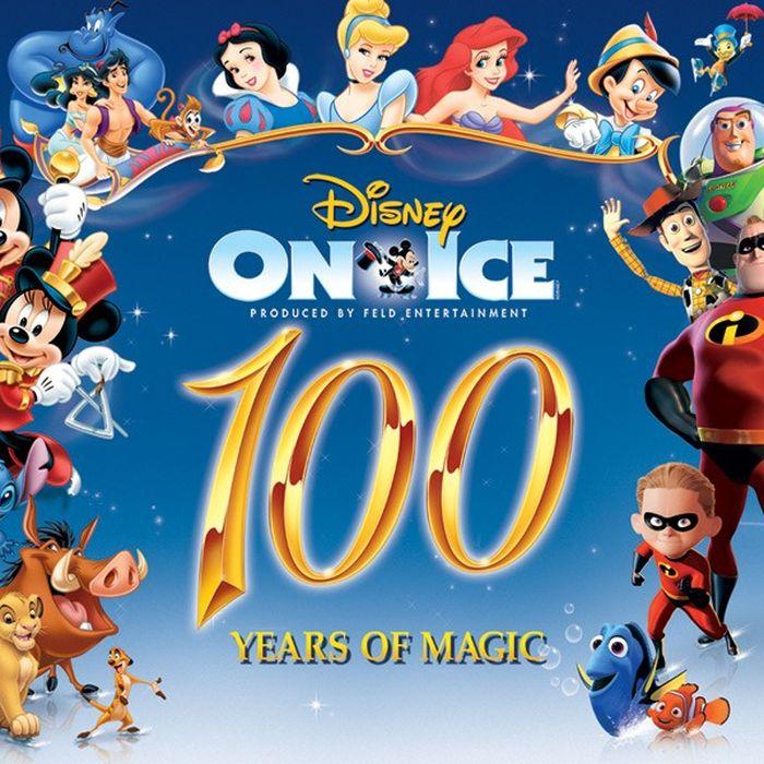 Disney on Ice 10.11.12 -11:00h